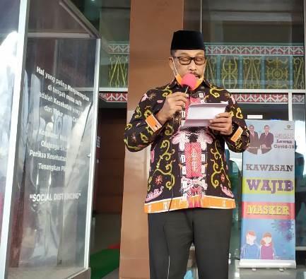 Gubernur Maluku Ikuti Musrenbangnas 2020 Secara Virtual