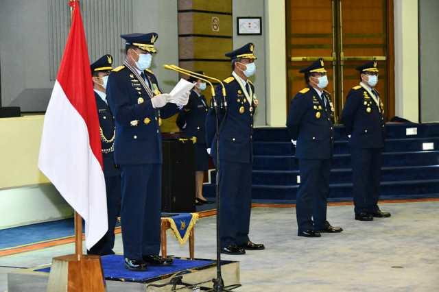 HUT Ke-74 TNI AU Tanpa Hingar Bingar Pesawat Tempur