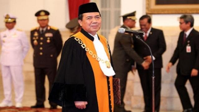 Syarifuddin Terpilih Jadi Ketua MA