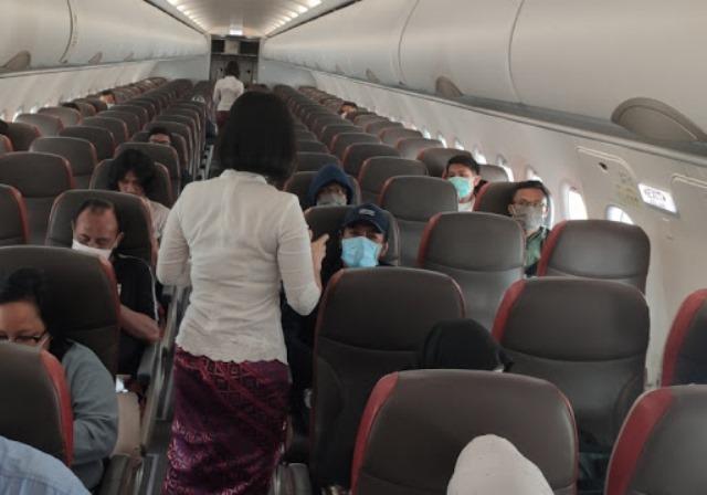 Cuma Boleh Angkut 50% Penumpang, Tarif Batas Atas Tiket Pesawat Bakal Naik