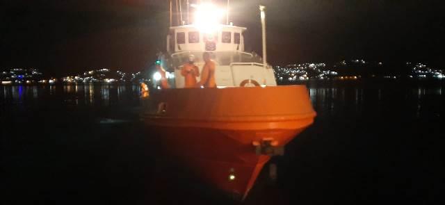 Mati Mesin Di Laut Banda, Kapal Pengangkut BBM Ditemukan
