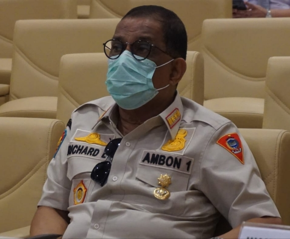 Wali Kota Ambon Himbau ASN & Pejabat Tak Gelar Open House Lebaran