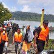 Speedboat Banda Bahari 01 Pecah Dihantam Ombak, 5 Penumpang Selamat