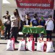 Presiden Jokowi Beri Bantuan 5.000 Paket Sembako Untuk Ambon