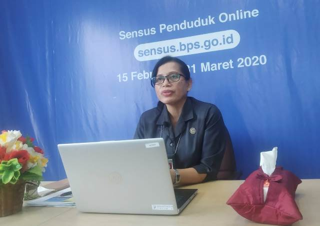 April 2020, BPS: Ambon Deflasi 0,11 Persen