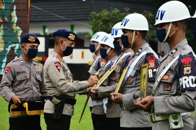 Empat Personel Brimob Polda Maluku Dipecat