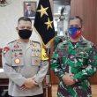 Danyonmarhanlan Ambon Temui Kapolda Maluku