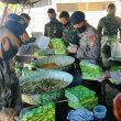 TNI – Polri & Pemkab Buru Buka Dapur Lapangan