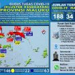Update Covid-19 Di Maluku 27 Mei: Total Kasus Positif Bertambah Jadi 188
