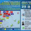 Update Covid-19 Di Maluku 29 Mei: Bertambah 14 Kasus Baru Dari Ambon