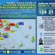 Update Covid-19 Di Maluku 20 Mei: Positif Terus Bertambah Jadi 124 Kasus