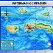 Gempa M 2,1 Terasa II MMI Di Kairatu