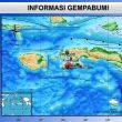 Getaran Gempa M 2,7 Terasa II MMI Di Sebagian Pulau Ambon