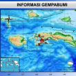 Gempa M 3,2 Terasa II MMI Di Ambon & Kairatu