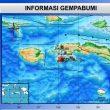 Gempa M 2,9 Guncang Ambon