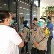 Kapolda Maluku Jenguk Warga Yang Dikarantina Di LPMP