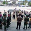 1 SSK Prajurit Yonmarhanlan Ambon Dikerahkan Amankan Lebaran