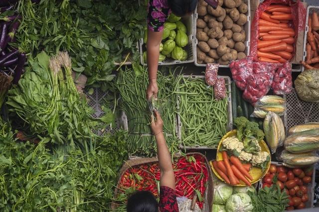 TPID Maluku & Satgas Pangan Rutin Pantau Pasokan & Harga Bahan Pokok