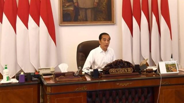 Presiden Jokowi Minta Data Penerima Bansos Dibuka Transparan
