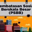 Pemkot Ambon Bakal Berlakukan PSBB Pekan Depan