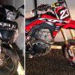 Tabrakan Di JMP, Dua Pengendara Sepeda Motor Luka Berat