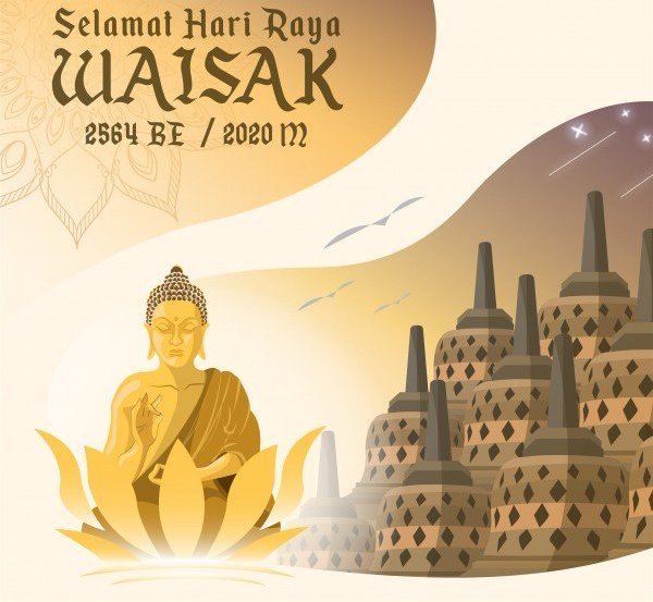 Covid-19, Umat Buddha Di Maluku Akan Rayakan Waisak Di Rumah