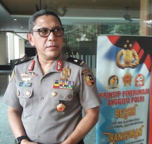 Brigjen De Fretes Jadi Wakapolda Maluku