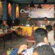 Kapolres SBT Ajak Wartawan Bacarita Kamtibmas