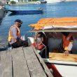 Brimob Sambangi Penumpang & Operator Speedboat Di Tual