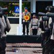 Brimob Polda Maluku Gelar Pasukan & Peralatan