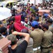 Mahasiswa & Pedagang Kembali Demo Di Balai Kota Ambon