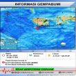 Gempa M 6,0 Terjadi Di Wilayah Buru Selatan