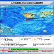 Gempa M 6,0 Di Wilayah Bursel, Getarannya Terasa Hingga Ambon & Piru