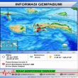 Gempa M 3,6 Guncang Pulau Ambon & Sekitarnya