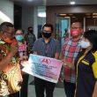 Hasjrat Abadi Group Donasikan Ventilator & APD Ke RSUD Haulussy