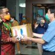 DPP INSA Bantu APD Bagi Tenaga Kesehatan Di Maluku