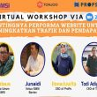 Tingkatkan Performa Website, SMSI Gagas Virtual Workshop