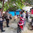Jelang Pilkada Aru, Brimob Intensifkan Patroli Harkamtibmas