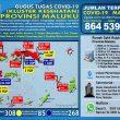 Update Covid-19 Di Maluku 11 Juli: 62,4 Persen Pasien Sembuh