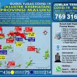 Update Covid-19 Di Maluku 3 Juli: 7 Pasien Asal Ambon & 2 Dari Buru Sembuh