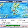 Gempa M 3,7 Guncang Labuha, BMKG: Tak Berpotensi Tsunami