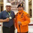 Awali Tugas, Kepala Kantor SAR Ambon Temui Gubernur Maluku