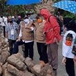 Wali Kota Ambon Tinjau Lokasi Longsor Di Desa Hunuth