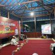 Kapolda Maluku Bahas Situasi Kamtibmas Secara Virtual