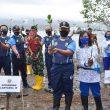 Lantamal Ambon Bersama Instansi Maritim Tanam Ribuan Bibit Bakau