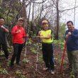 Kunker Ke Ambon, Mendagri Hiking Ke Siwang Paradise