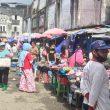 Masih Ada Pelanggaran Aturan PSBB Di Pasar Mardika dan Kuliner Malam