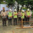 Gedung Materiil Mulai Dibangun, Kapolda Maluku Berharap 4 Bulan Rampung