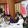 Rakor Bahas Covid-19 Bersama Para Menteri, Ini Yang Disampaikan Gubernur Maluku