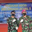 Kolonel Said Latuconsina Resmi Jabat Wadanlantamal Ambon